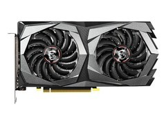 微星GeForce GTX 1650 GAMING X 4G