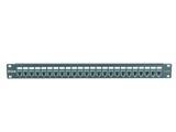 西蒙 超五类24口TERA-MAX模块化配线架(TM-PNL-24-01)