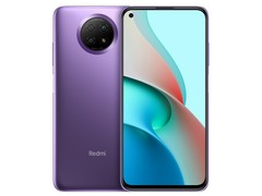 Redmi Note 9 5G版